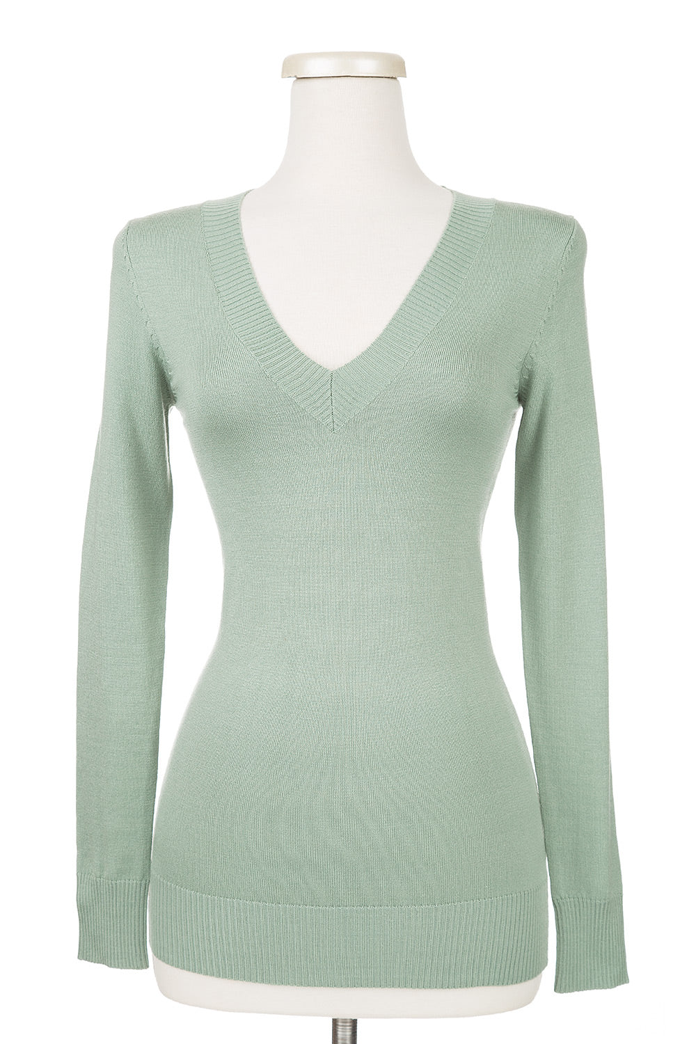 Type 2 Gentle Jade Sweater