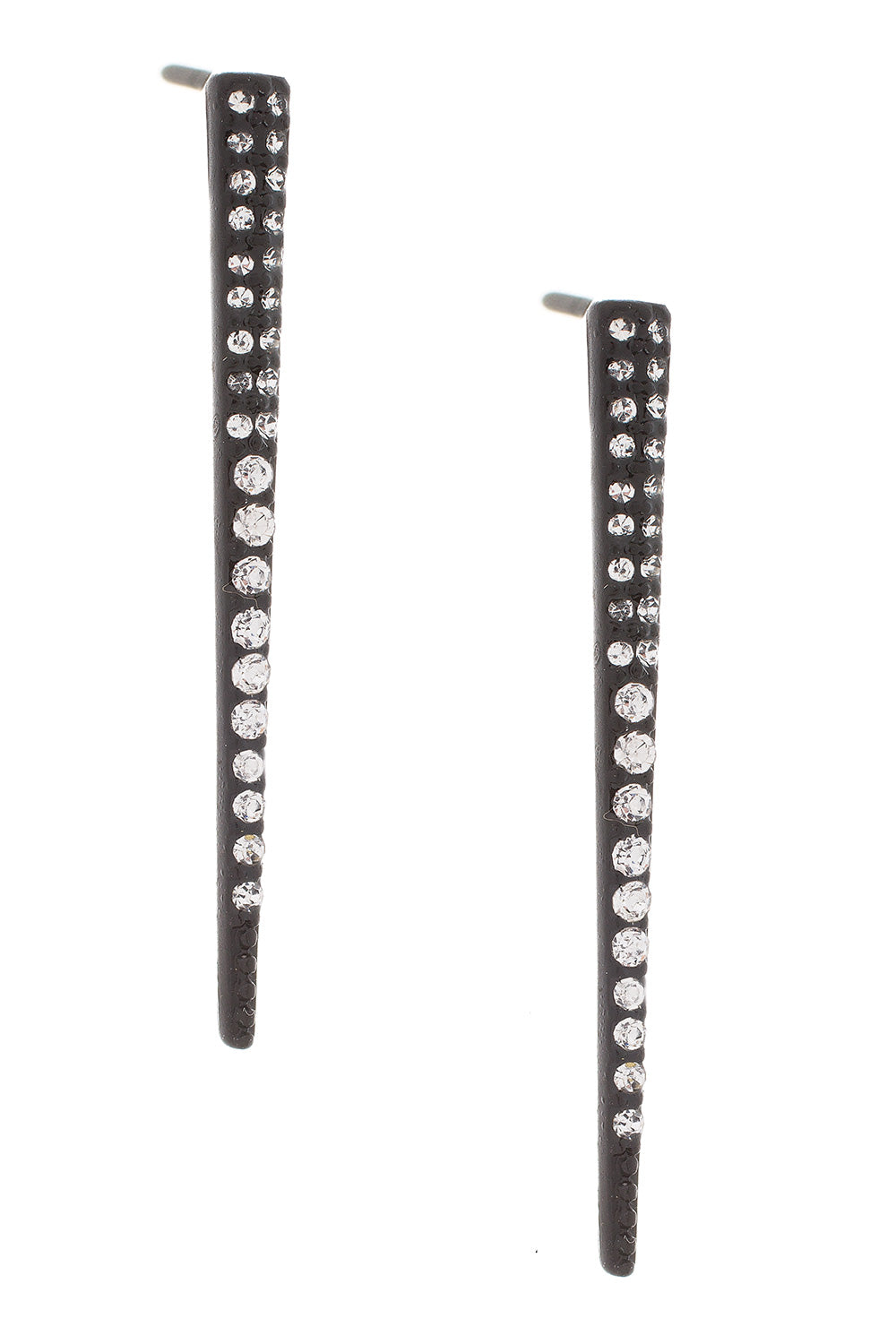 Type 4 Sleek Spikes Earrings