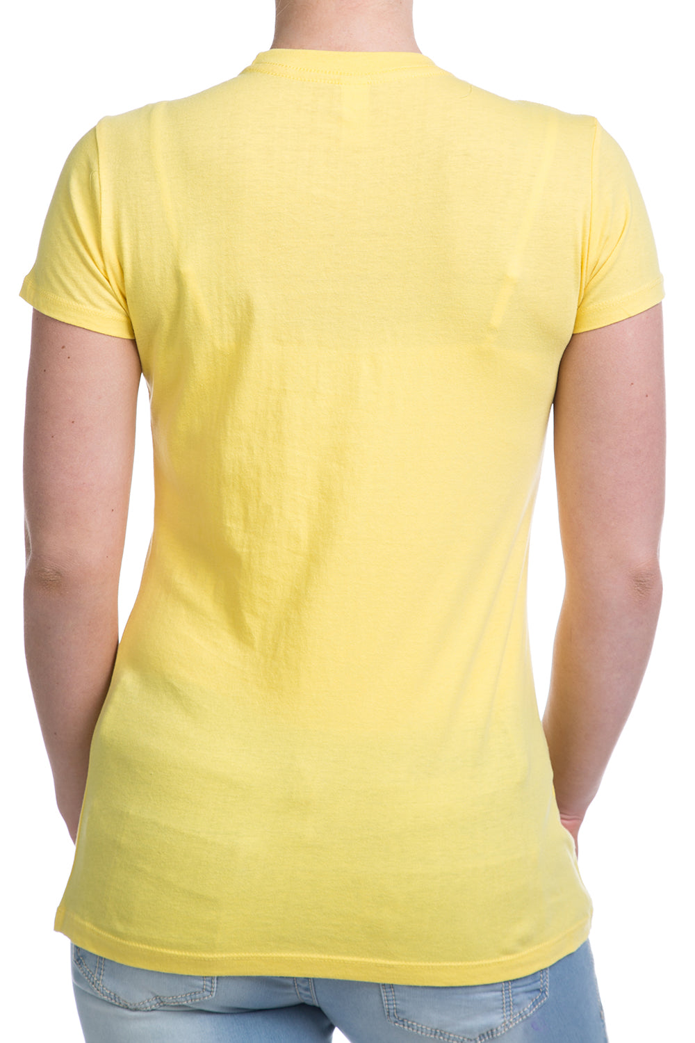 Type 1 Bright Yellow Cute-T