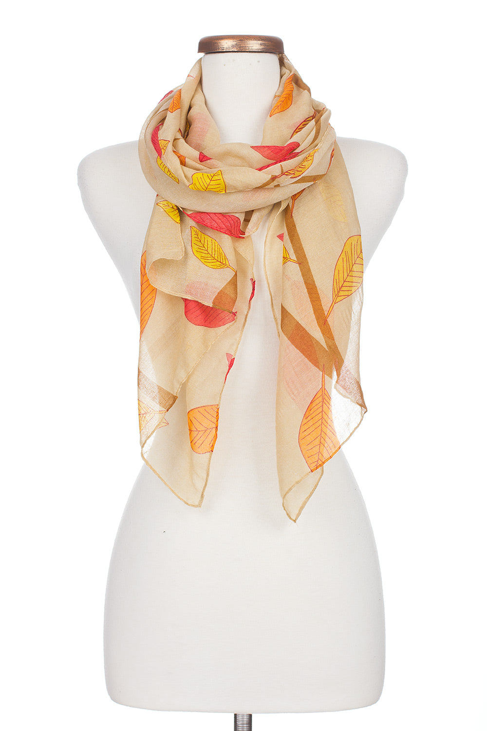 Type 3 Falling Leaves Scarf