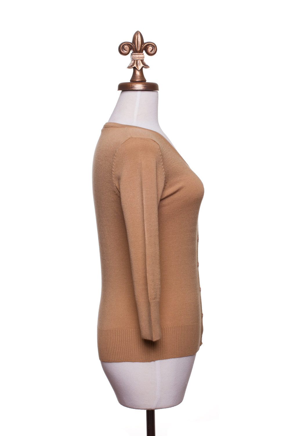 Type 3 Tan Cardigan