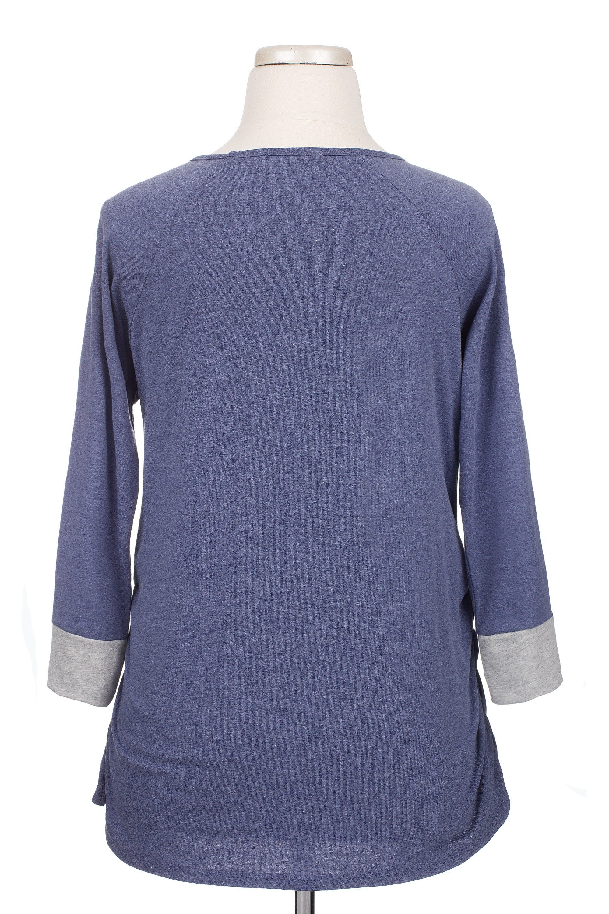 Type 2 Soothing Top in Blue