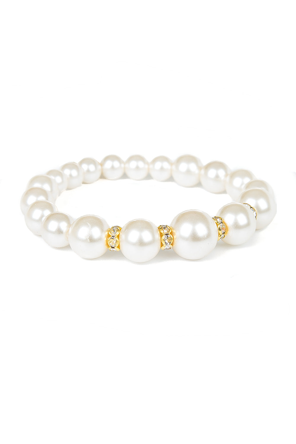 Type 1 Posh Pearls Bracelet