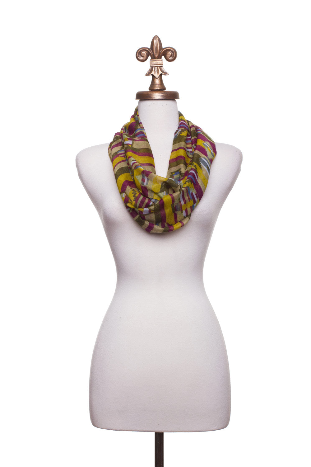 Type 3 Aztec Warrior Scarf