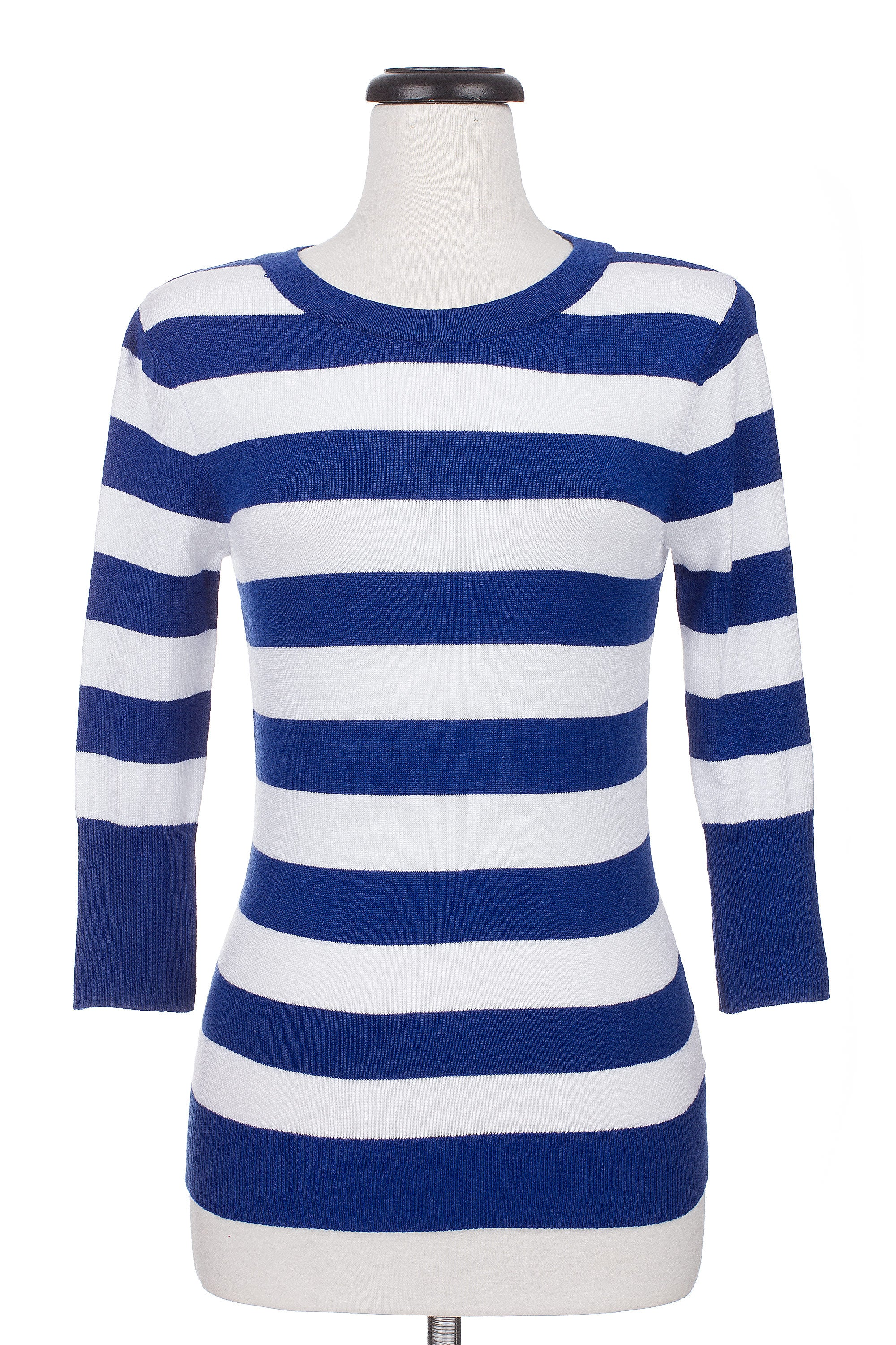 Type 4 Royal Stripes Sweater
