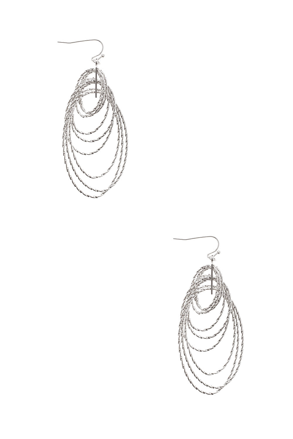 Type 2 Layered Loops Earrings