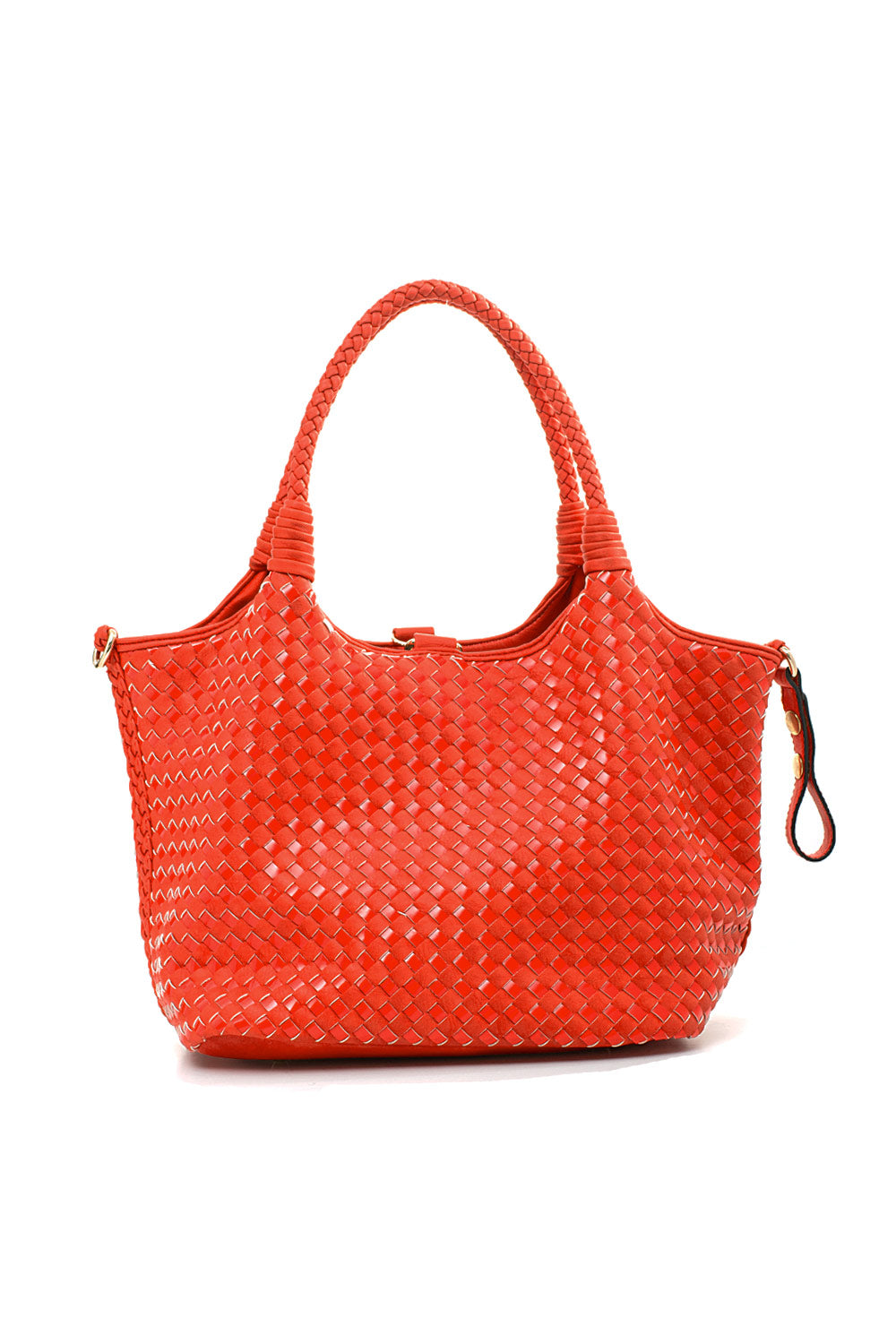 Type 1 Basket Weave Handbag