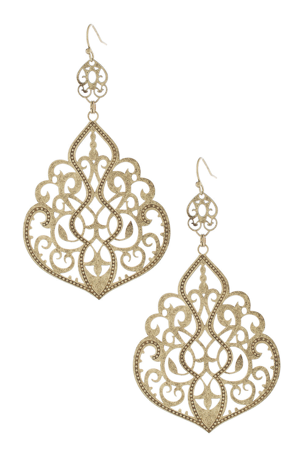Type 3 Caste Earrings