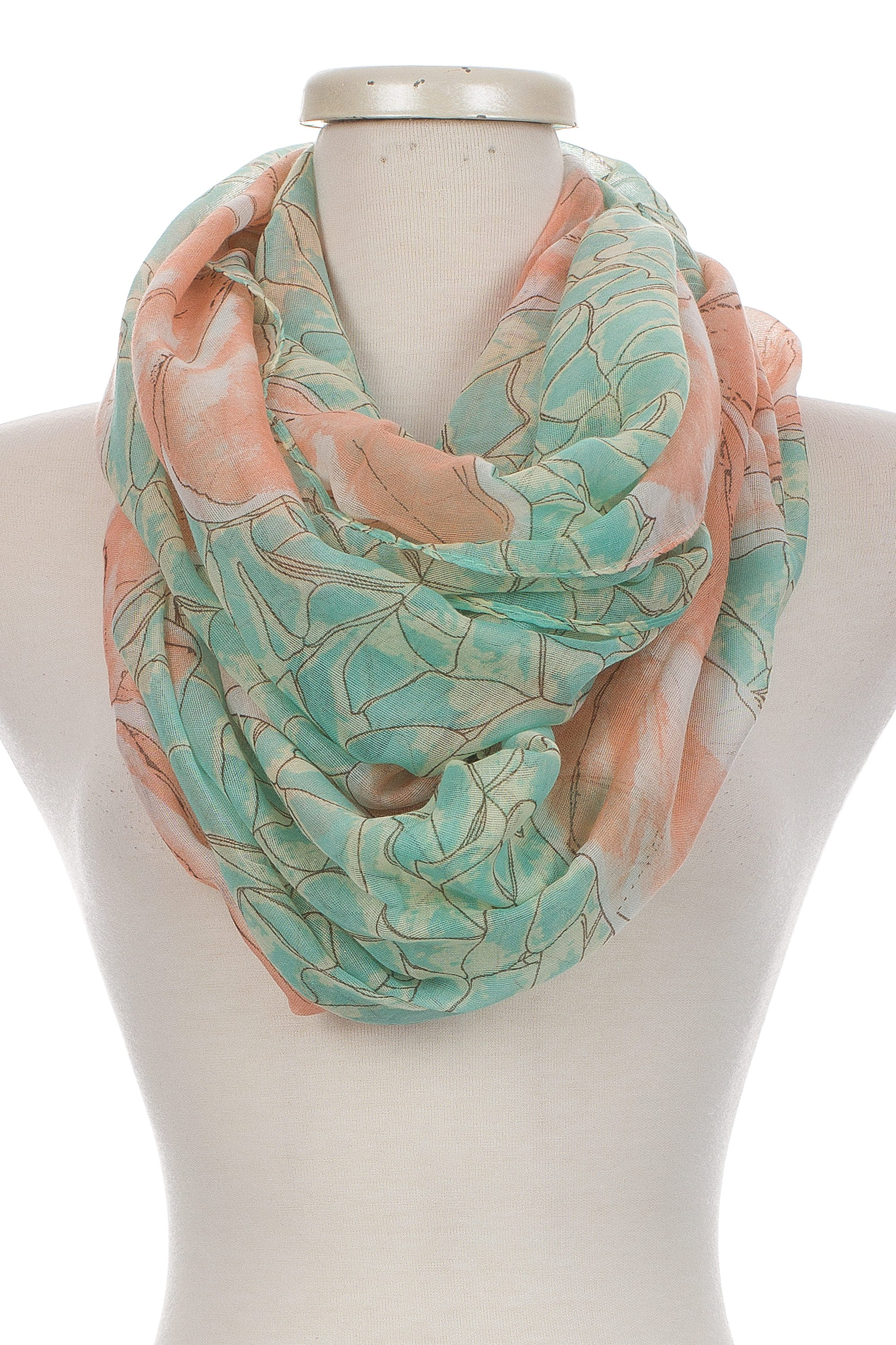 Type 2 Migration Infinity Scarf