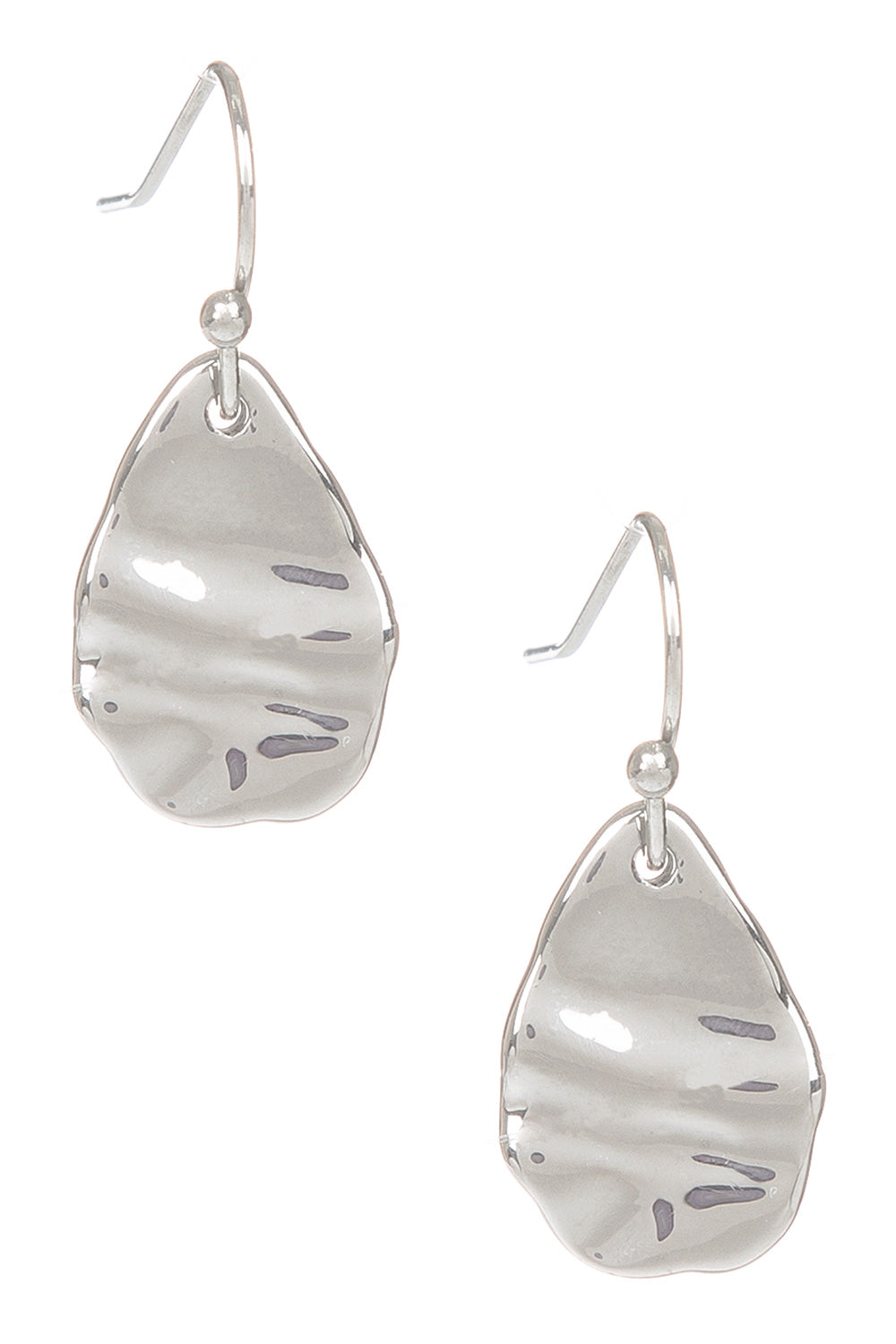 Type 4 Silver Rain Earrings