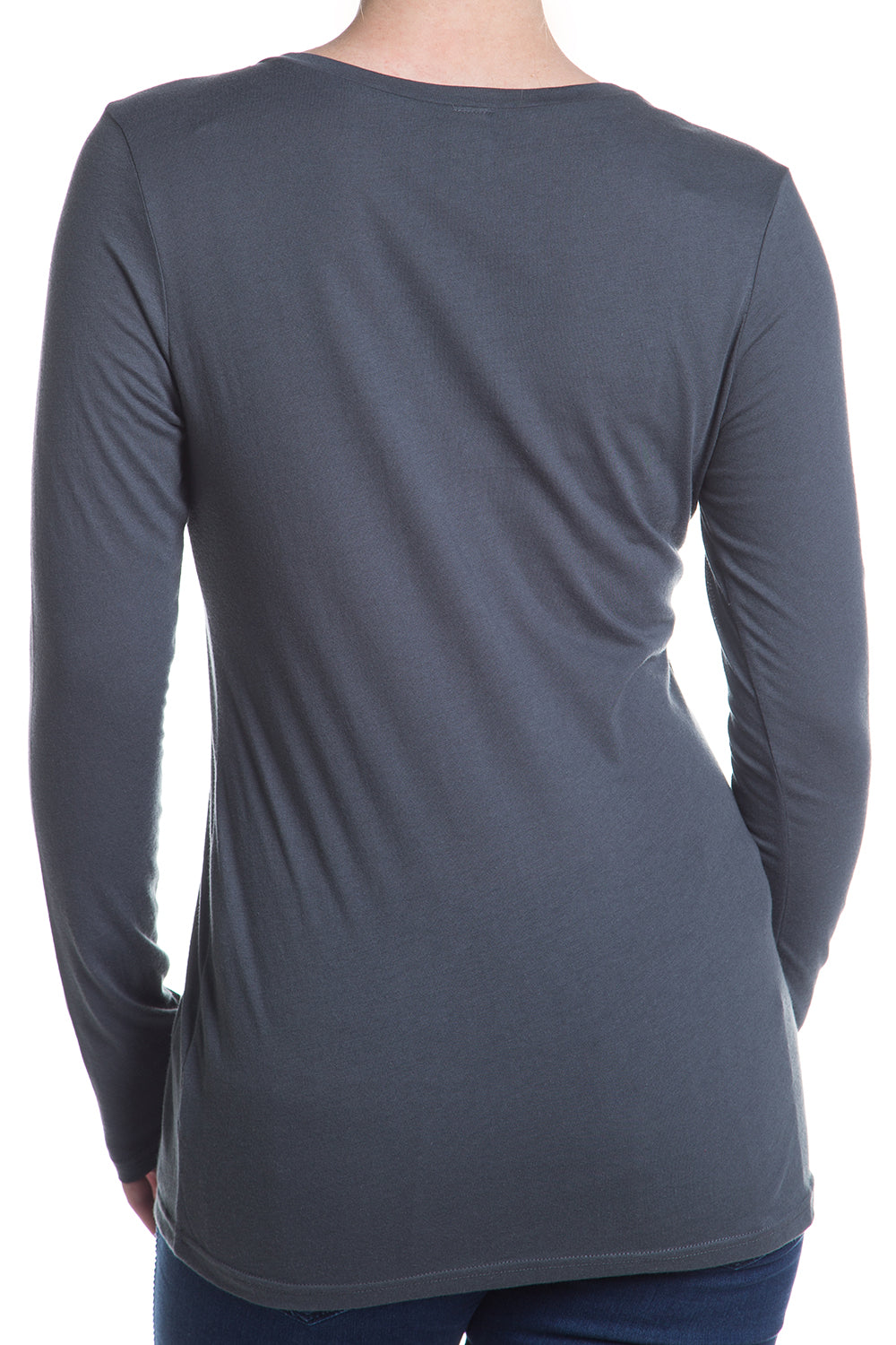 Type 2 Charcoal Soft-T Long
