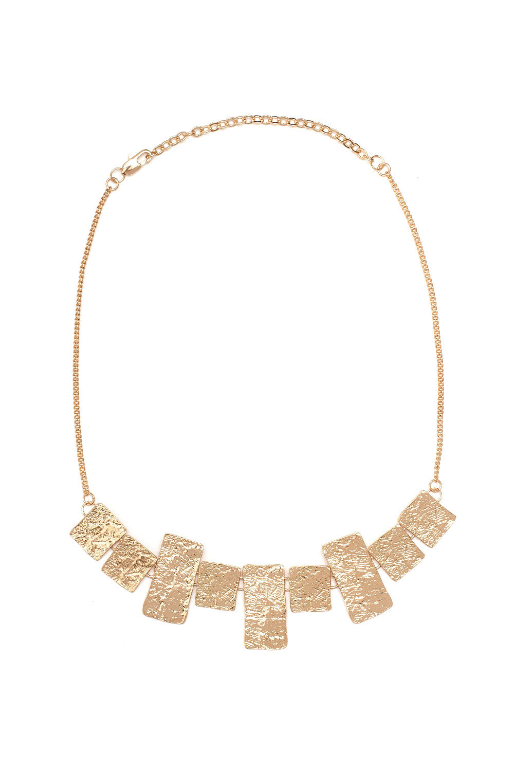 Type 3 Gold Plates Necklace