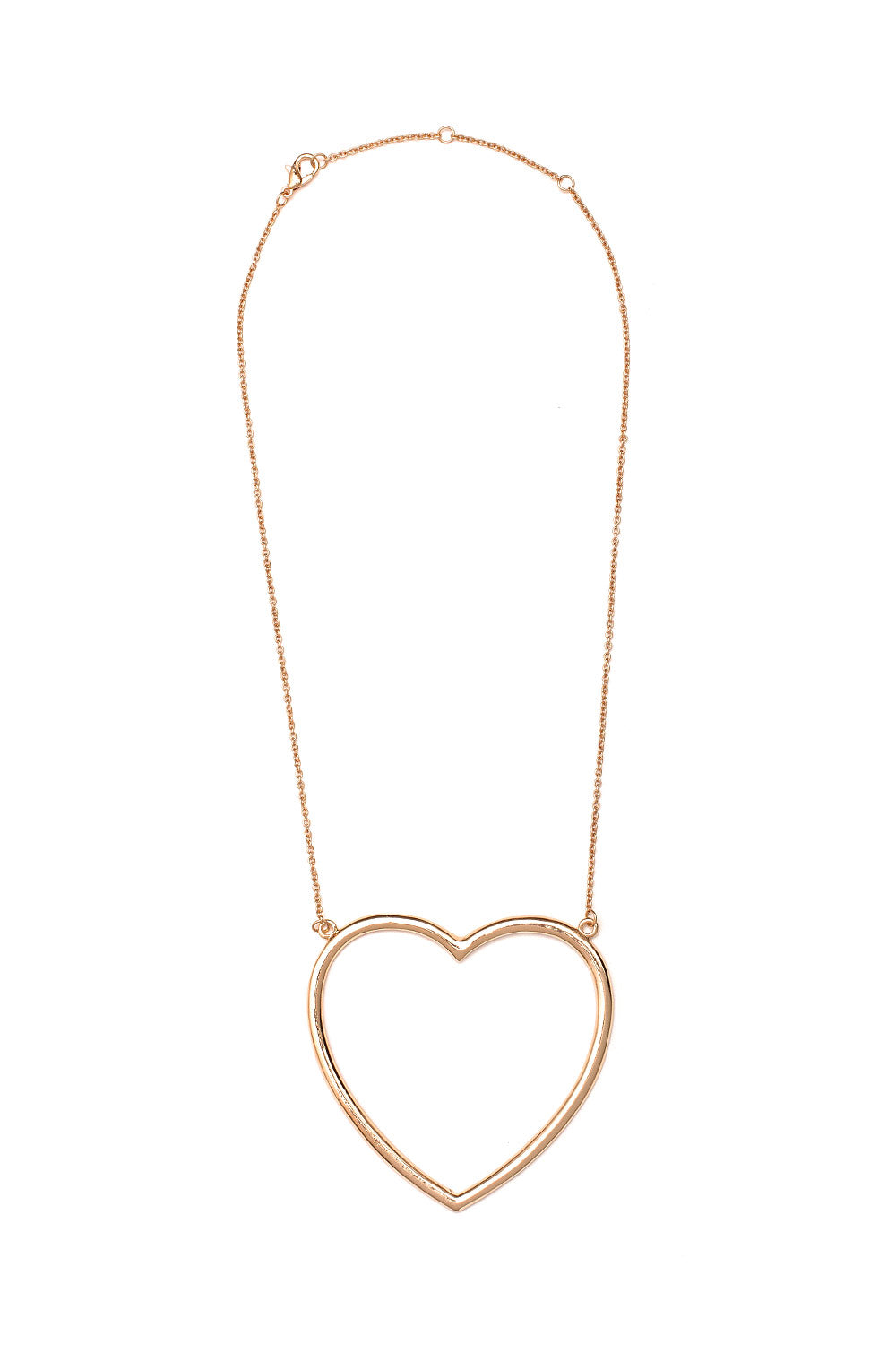 Type 1 Heart of Gold Necklace