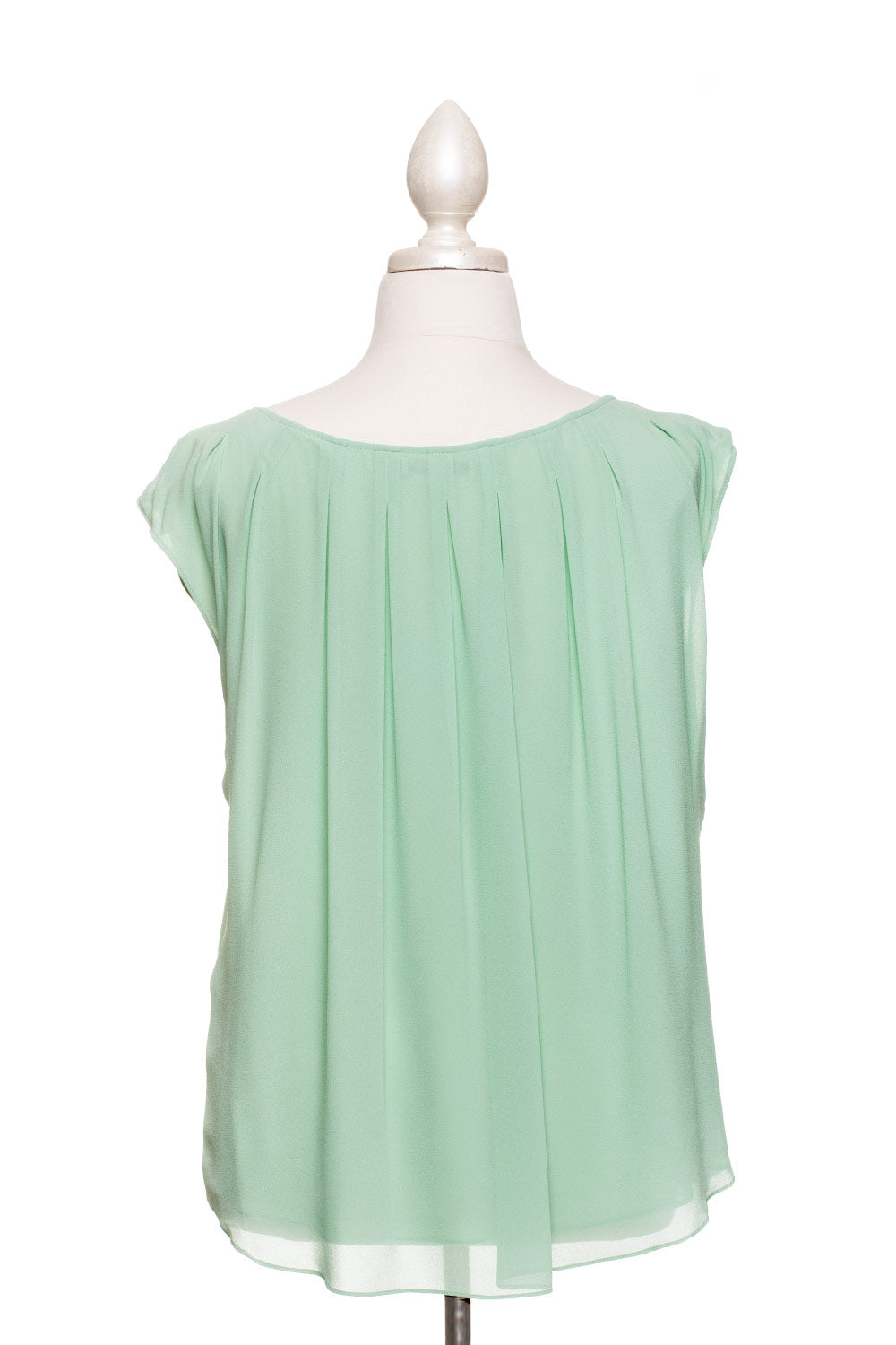 Type 2 Finesse Top in Green