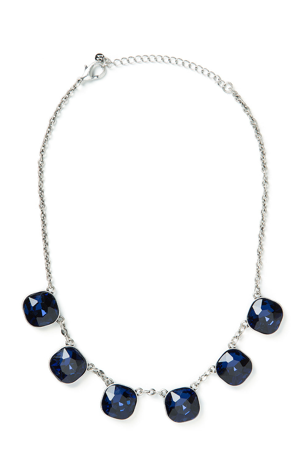 Type 4 Blue Rubies Necklace