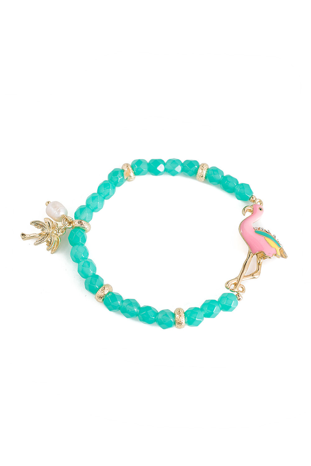 Type 1 Pink Flamingo! Bracelet