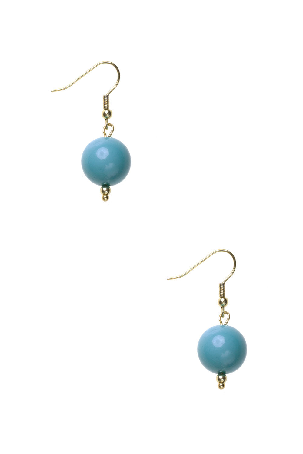 Type 1 Bubbly Blue Earrings
