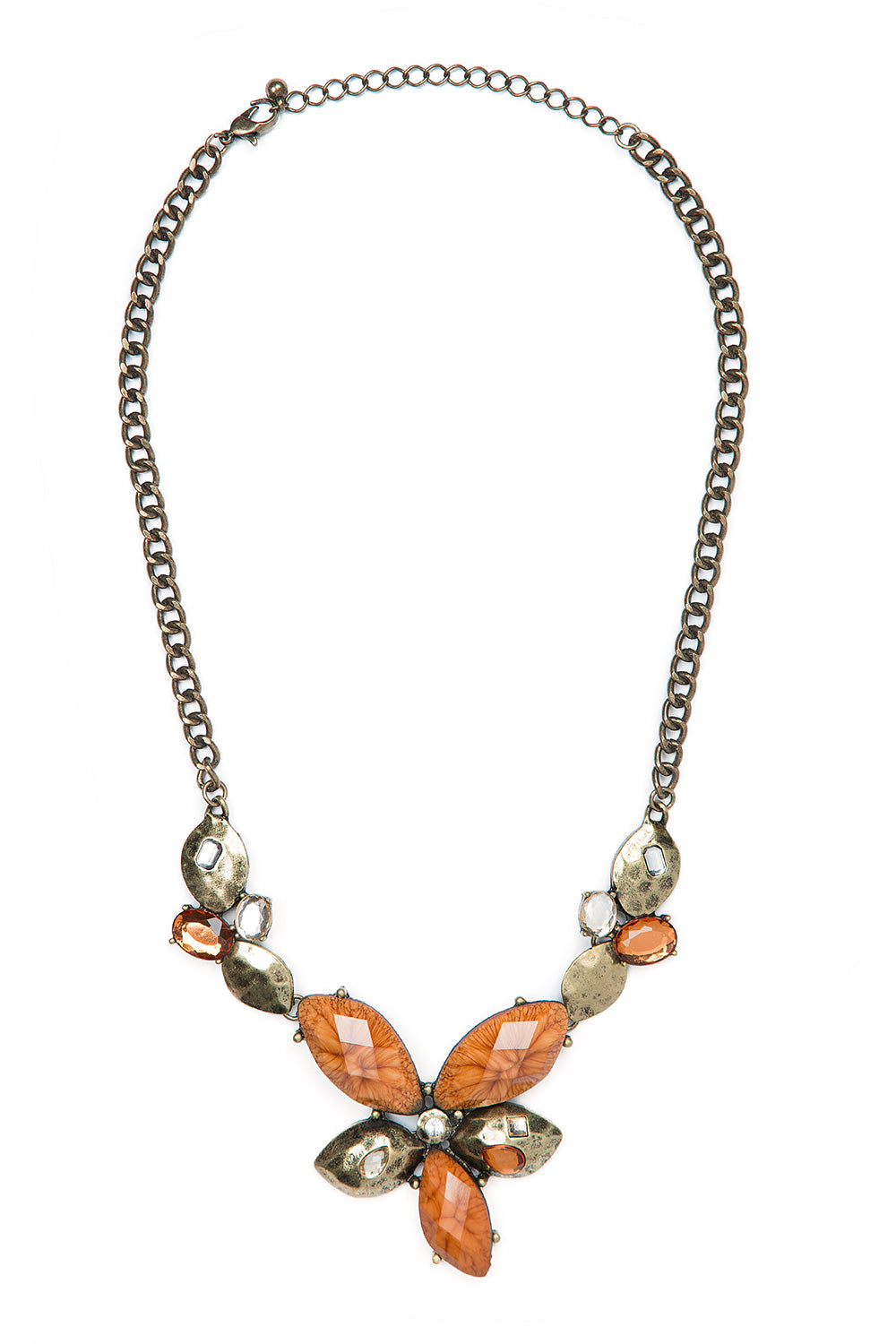 Type 3 Autumn Amber Necklace