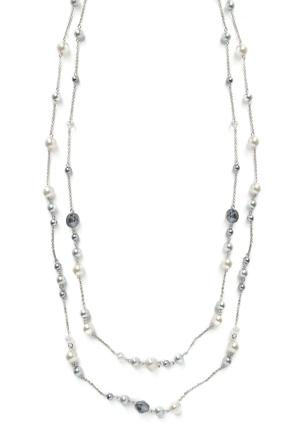 Type 2 Dripping with Pearls Necklace