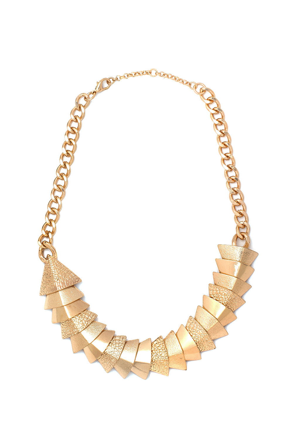 Type 3 Golden Scales Necklace