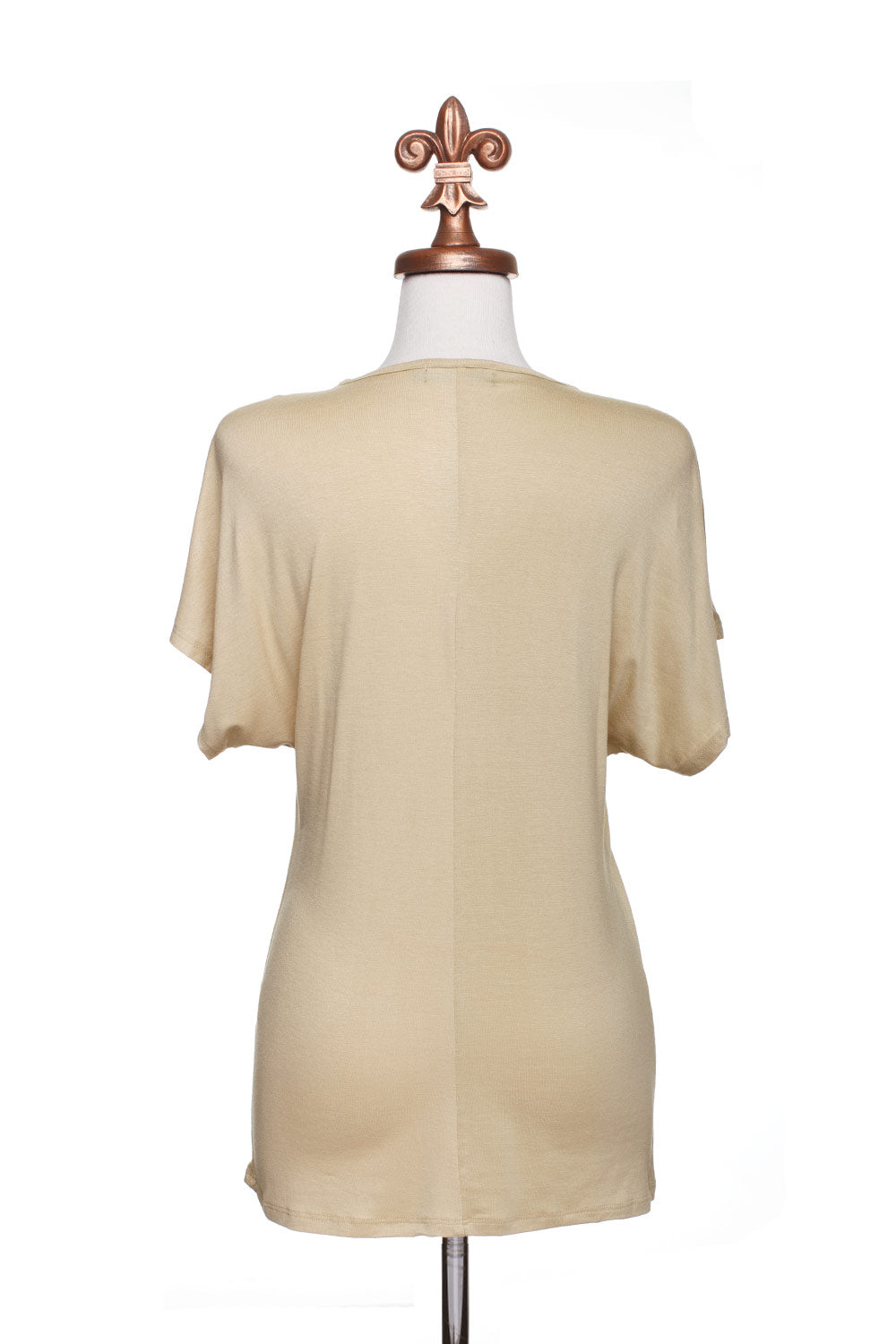 Type 3 Empress Top in Tan