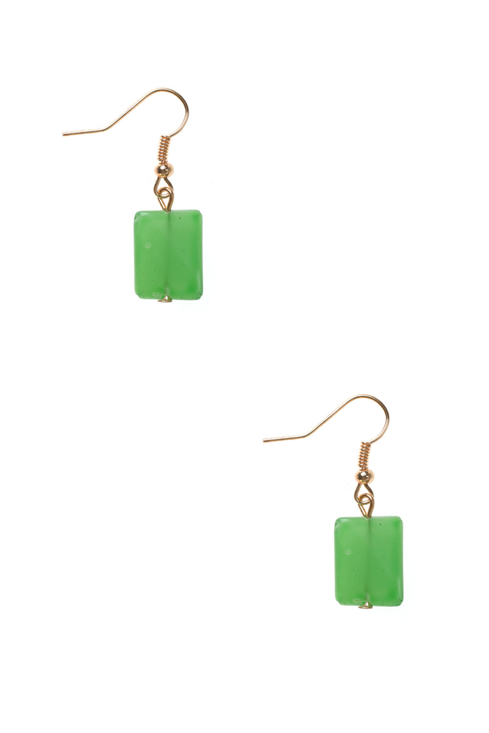 Type 1 Emerald Envy Earrings