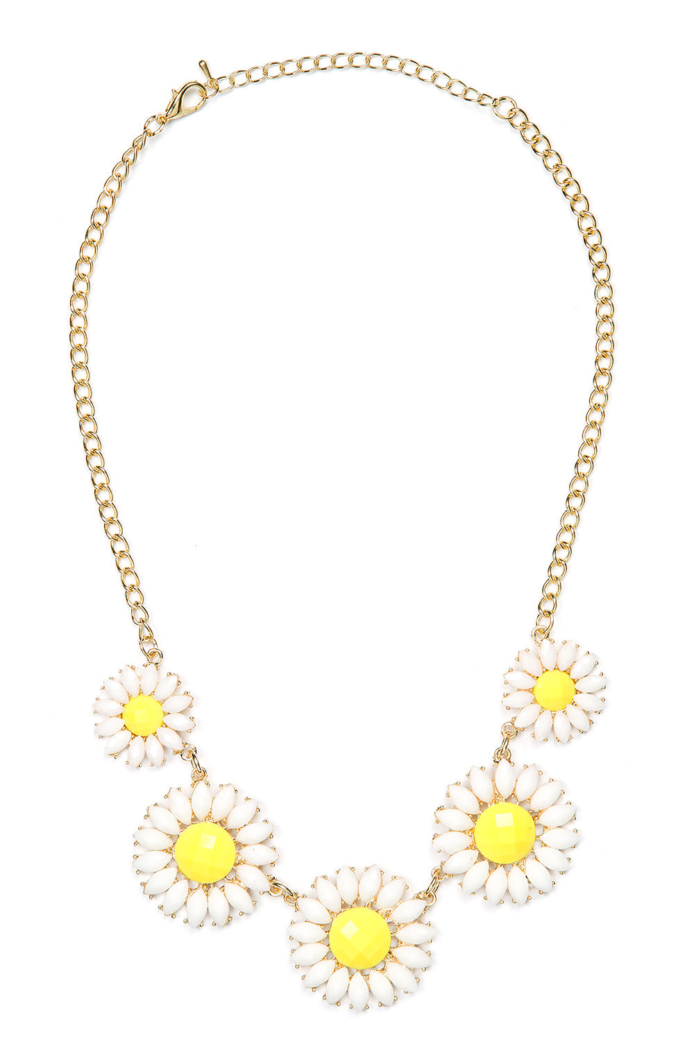 Type 1 Daisy Drop Necklace