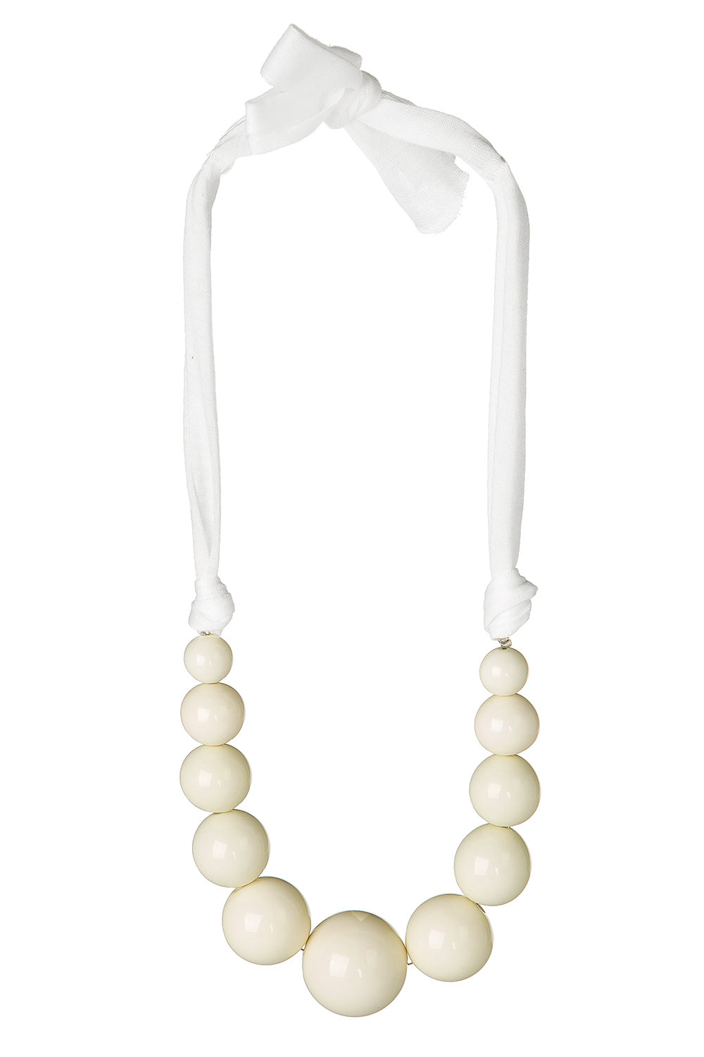 Type 1 Ivory Bubbles Necklace