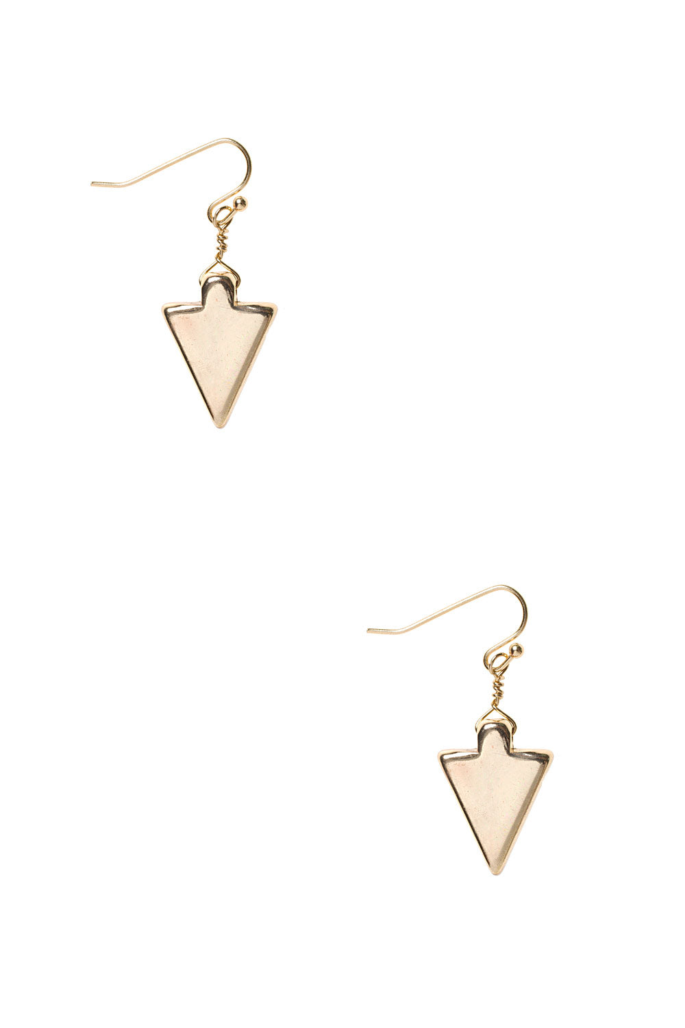 Type 3 Arrowhead Earrings