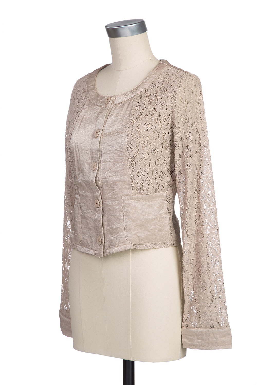 Type 2 Khaki Shimmer Jacket