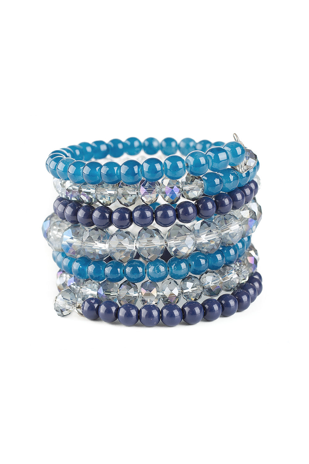 Type 2 Blended Blues Bracelet