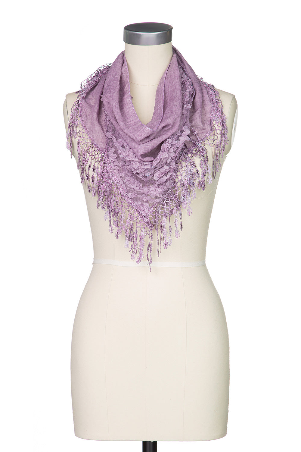 Type 2 3D Lace Scarf