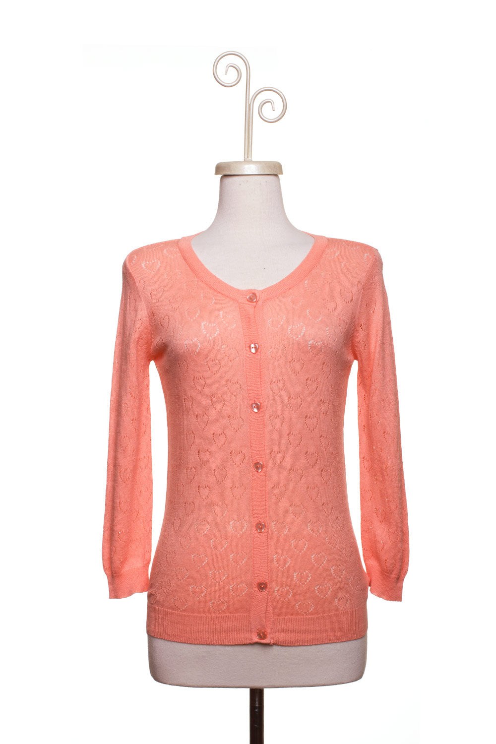 Type 1 Peach and Every Day Cardigan