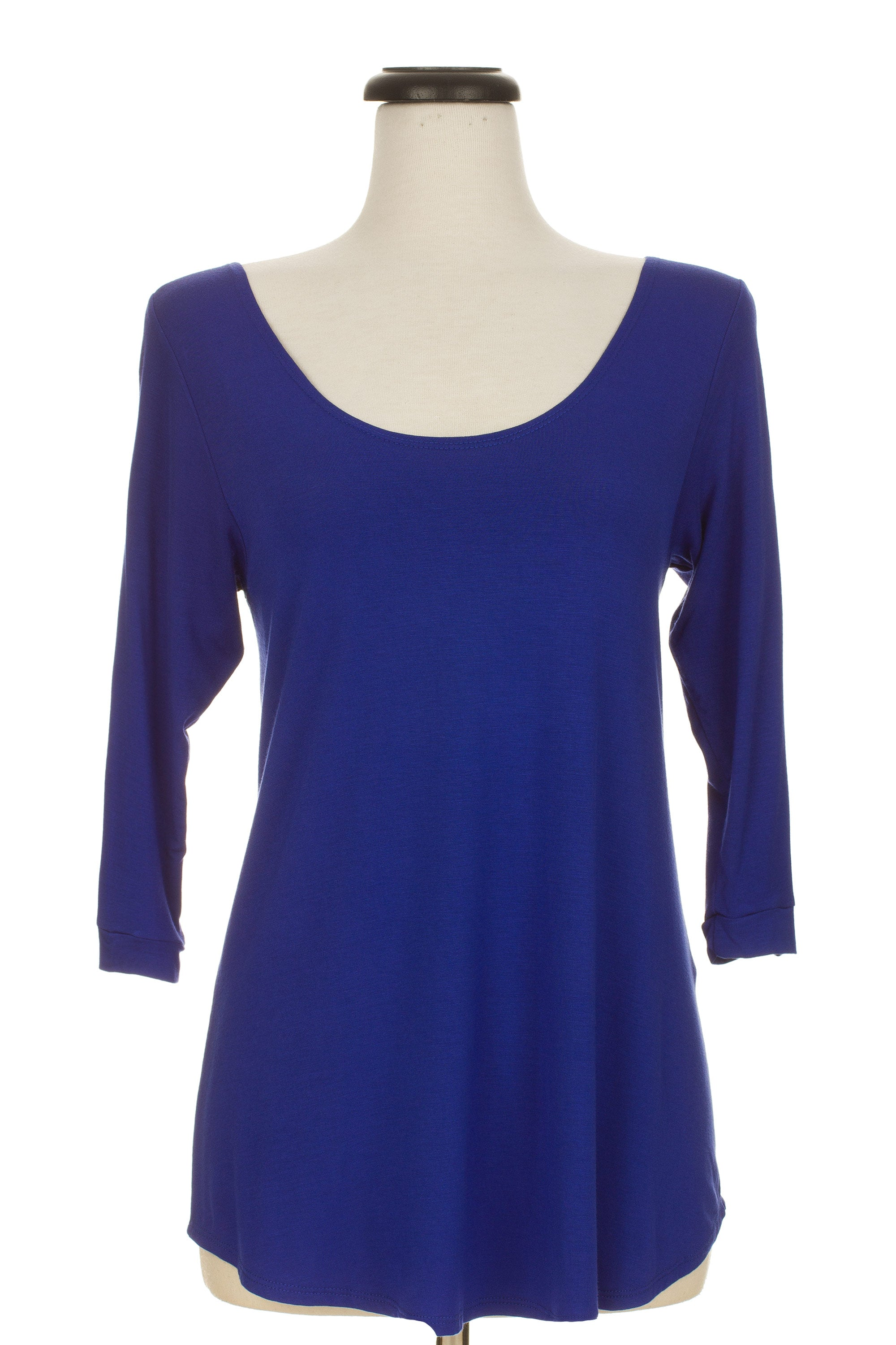 Type 4 Abby Top in Blue