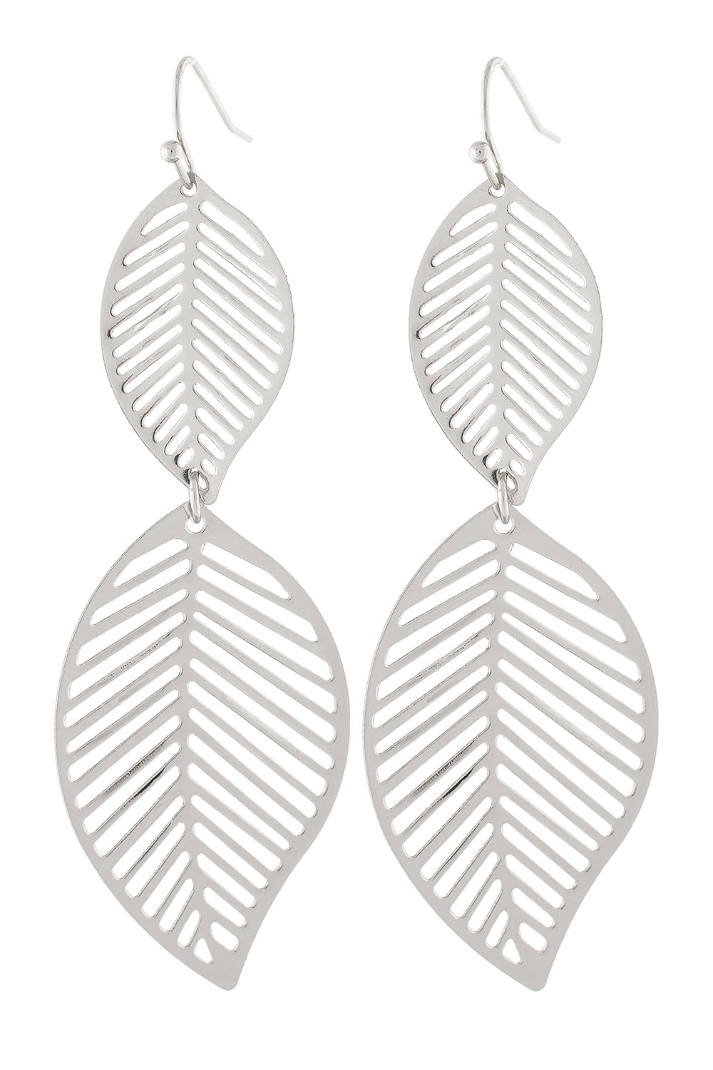 Type 4 Leafy Links Earrings