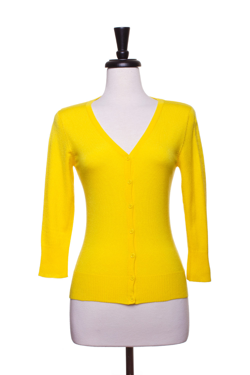 Type 4 Yellow Cardigan