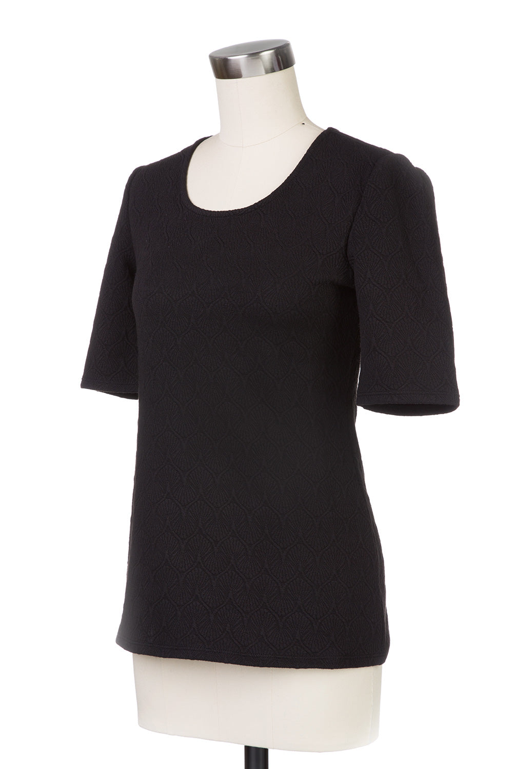 Type 4 Poetic License Top in Black