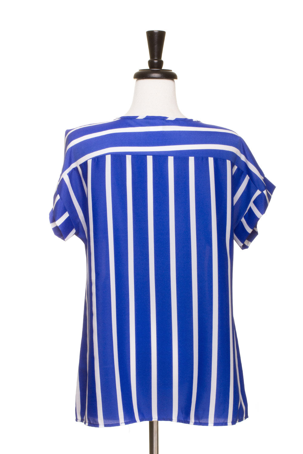 Type 4 Simple Stripes Top