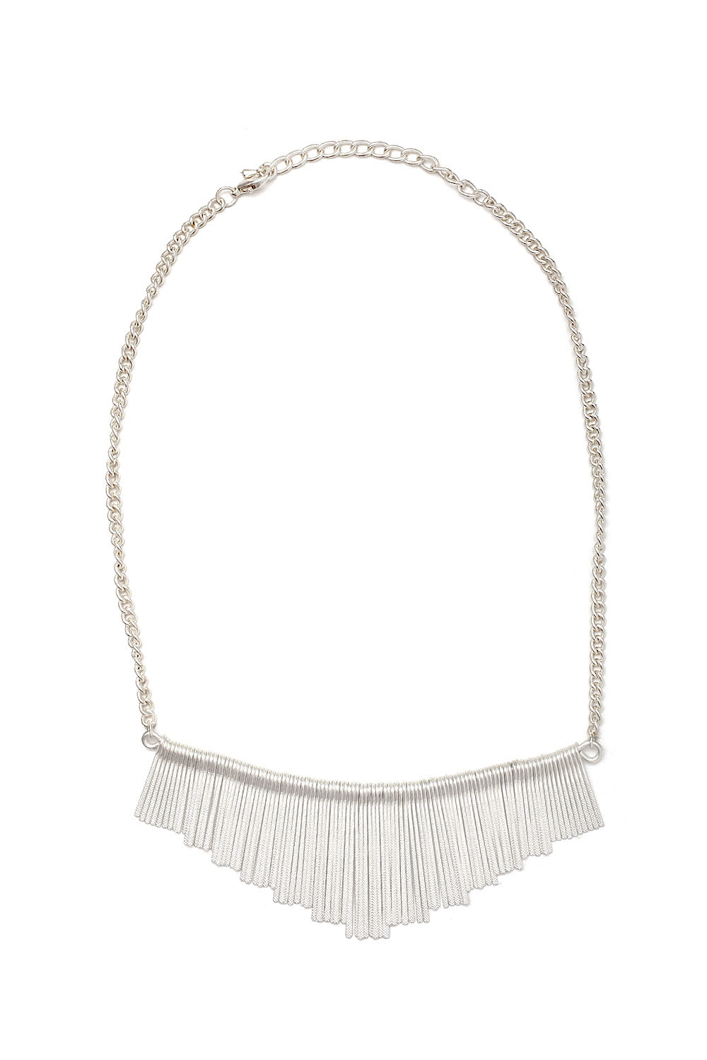 Type 4 On the Fringe Necklace