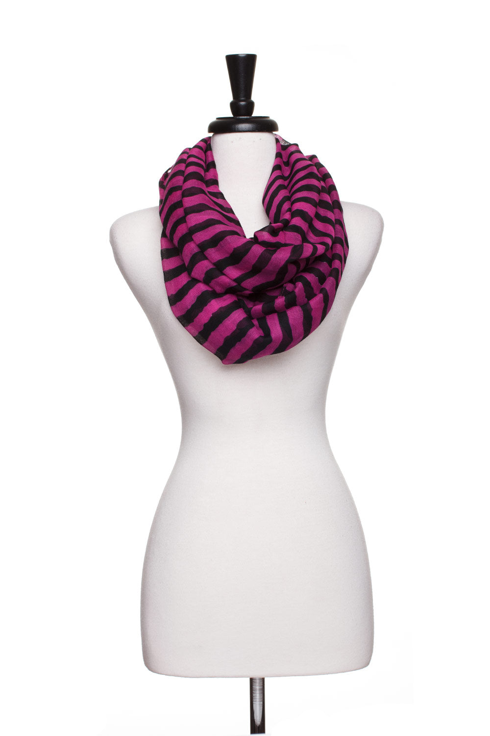 Type 4 Magenta Magic Infinity Scarf