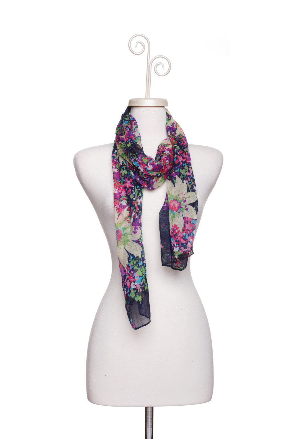 Type 1 Flower Patch Scarf