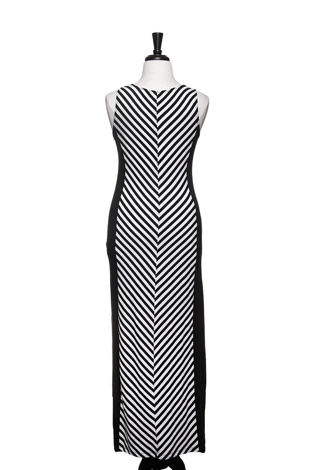 Type 4 Slimming Stripes Dress