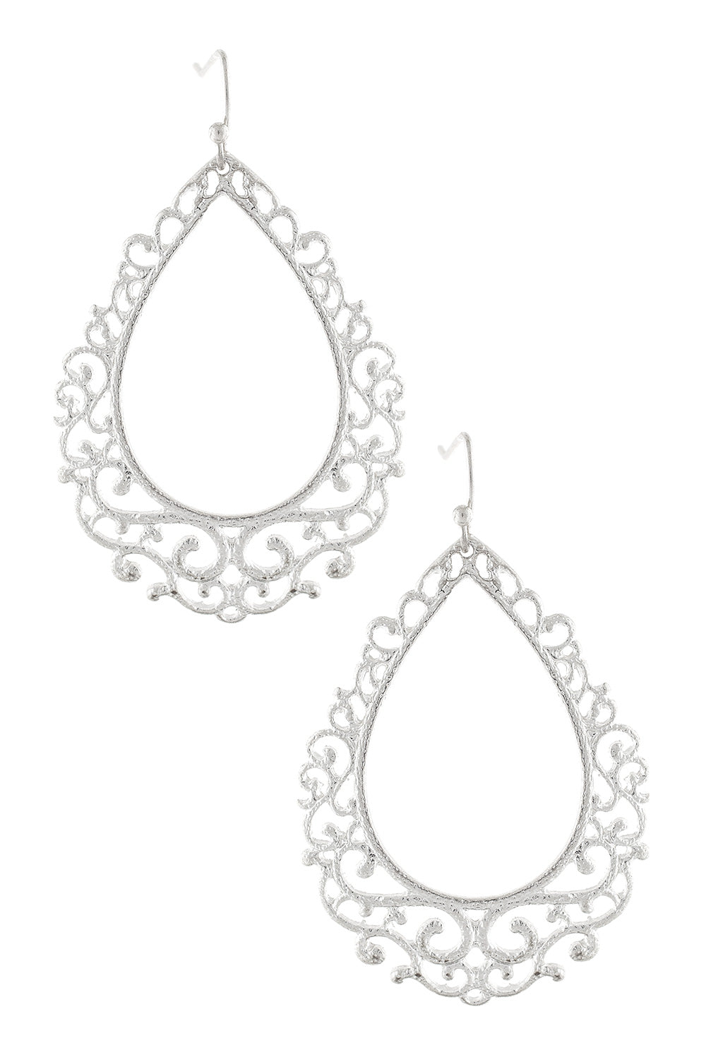 Type 2 Filigree Frame Earrings