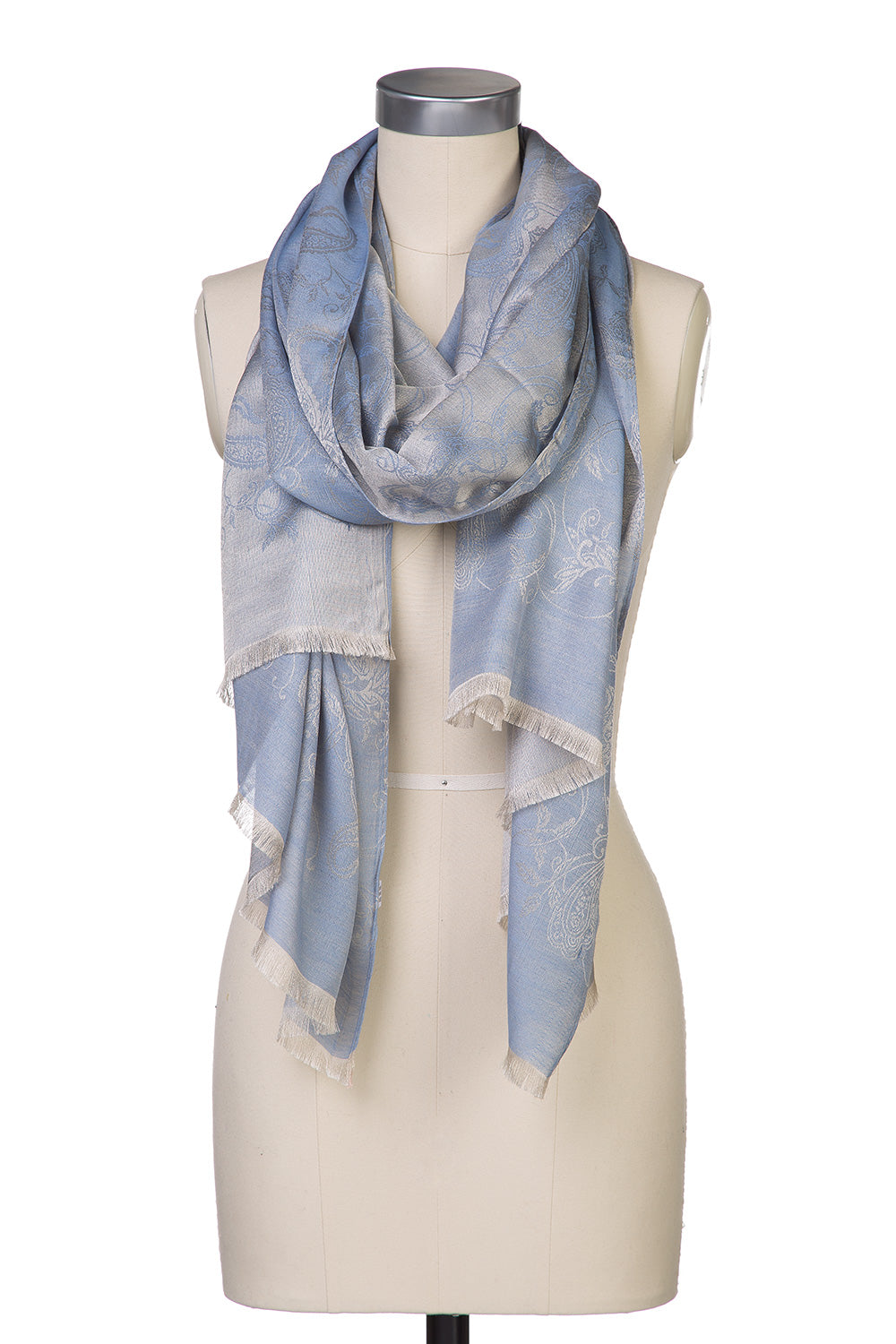 Type 2 Blended Silver Softness Scarf
