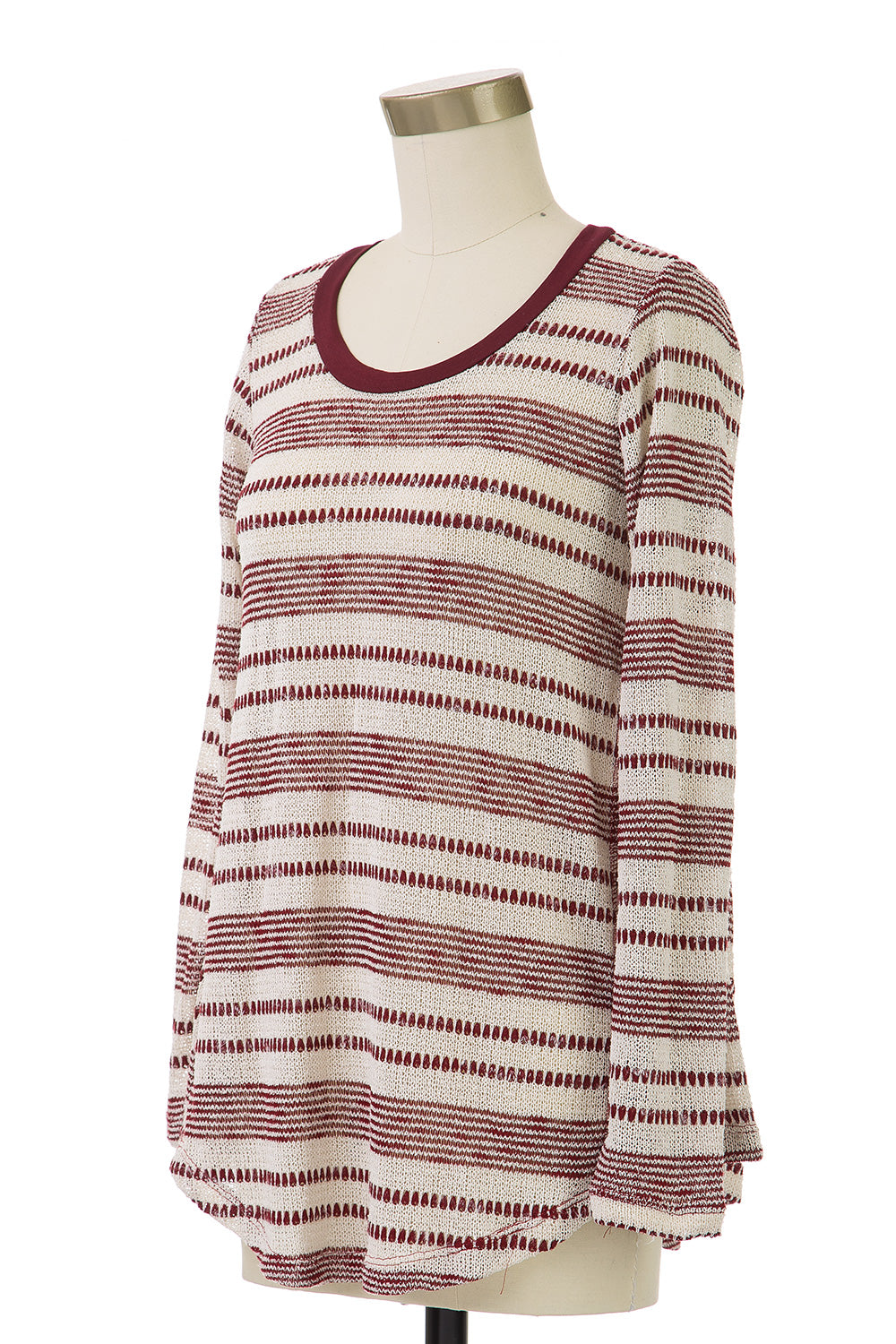 Type 3 Split Stripes Sweater