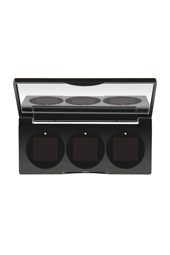Magnetic 3-Well Eyeshadow Compact