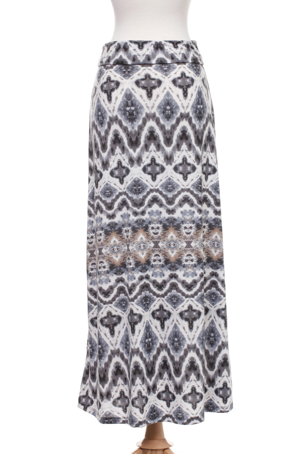 Type 2 Ikat Maxi Skirt