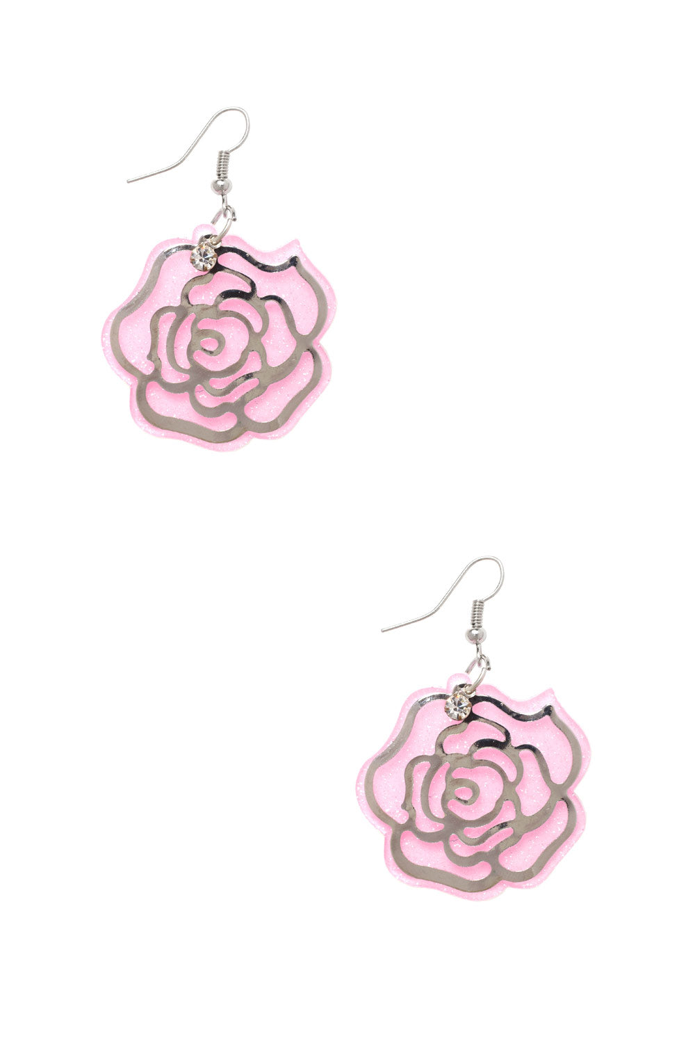 Type 2 Rosy Remembrances Earrings