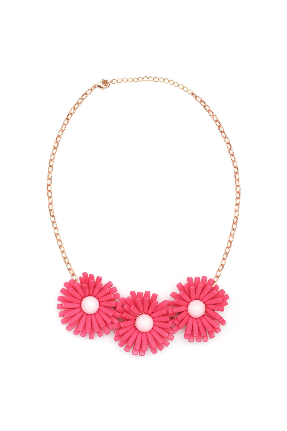 Type 1 Playful Petals Necklace