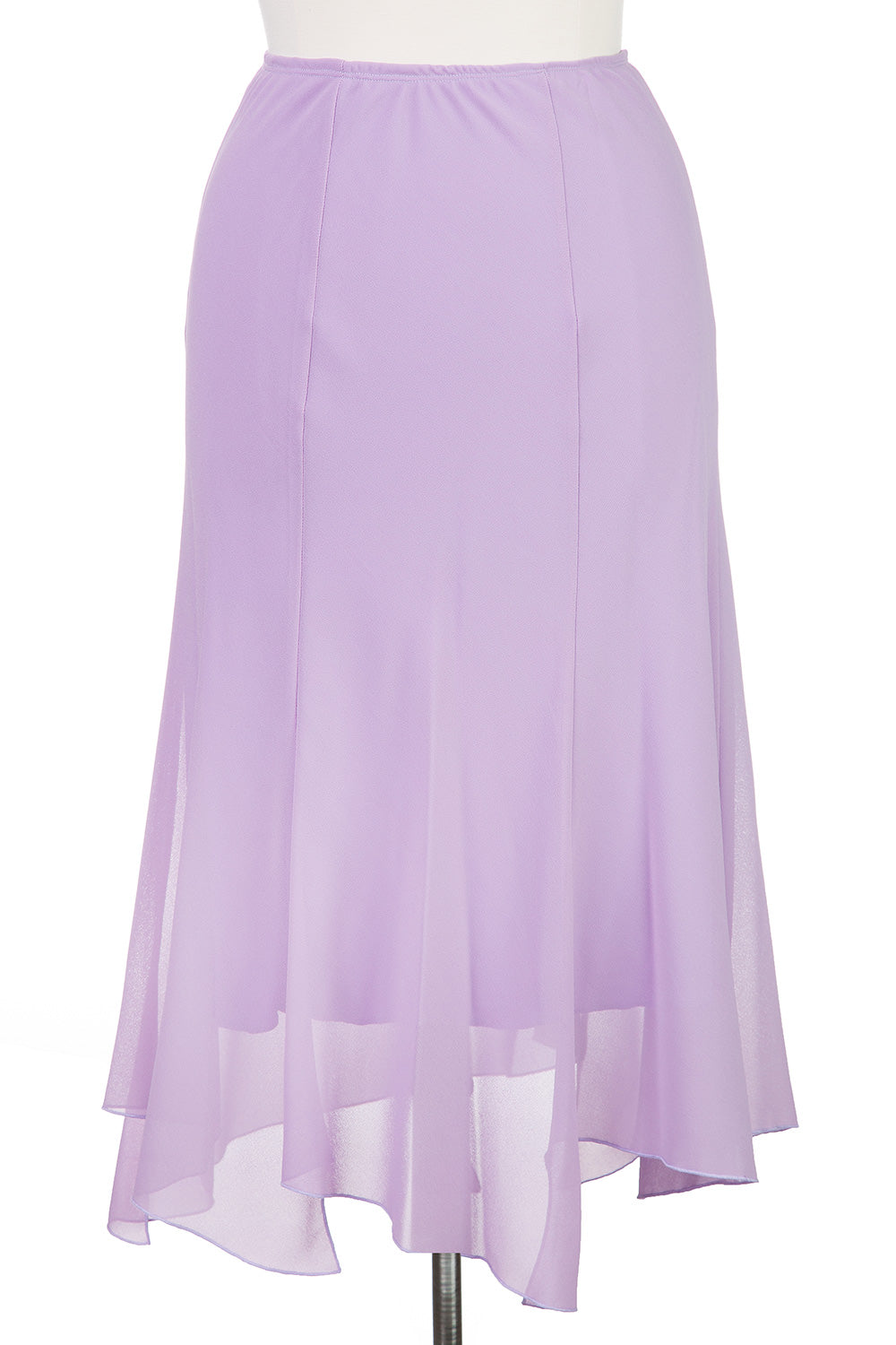 Type 2 The Short and Long of It Skirt in Lilac